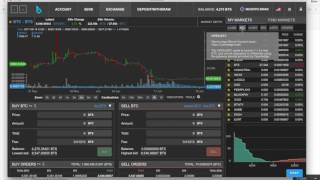 Intro to trading cryptocurrencies using BitShares
