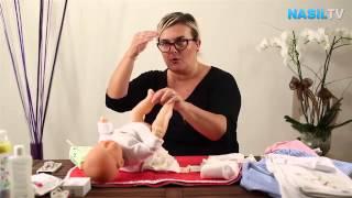 Yeni doğan erkek bebeklerin altı nasıl değiştirilir