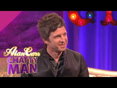 Noel Gallagher On Festivals - Alan Carr: Chatty Man