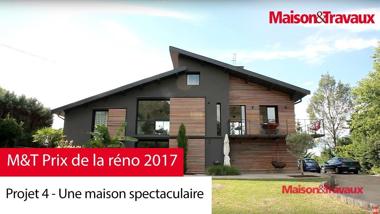 Une maison spectaculaire