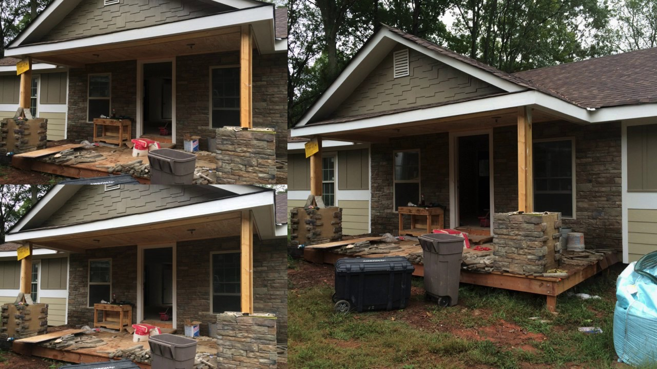 Winder GA House Project 2016