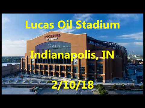 Monster Jam, 2018, Indianapolis IN, Lucas Oil Stadium, 2/10/18 (Full Show)