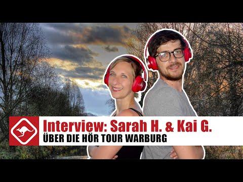 Ww-Skype-Interview mit Sarah Hakenberg und Kai Greupner zur Hör Tour Warburg