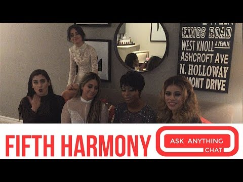 Fifth Harmony Interactive Chat W/ Romeo Saturday Night Online  - AskAnythingChat