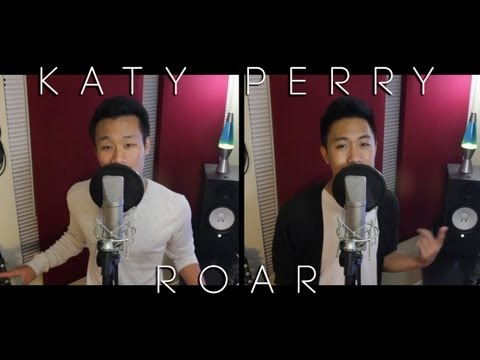 Roar - Katy Perry (Guy Version Cover)