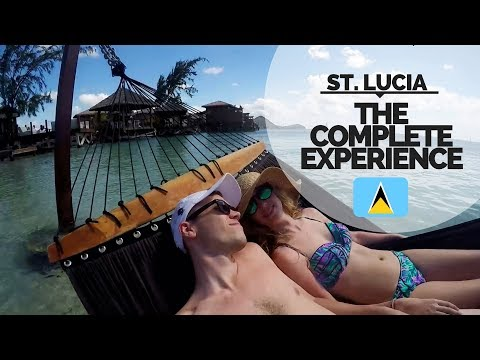 The Complete St. Lucia Honeymoon Experience.