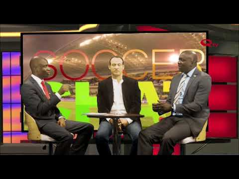 Analysis of zanaco v Gambia armed forces in the CAF champions league on QTV Zambia's Soccerchat matc