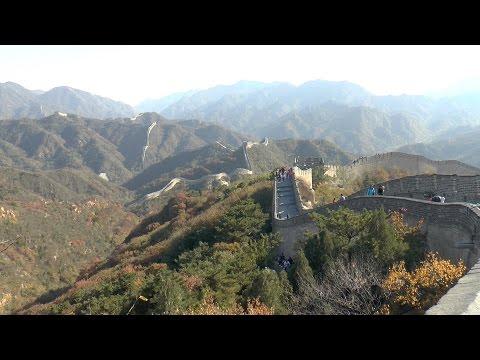 Mini-Tour of China and Hong Kong in HD