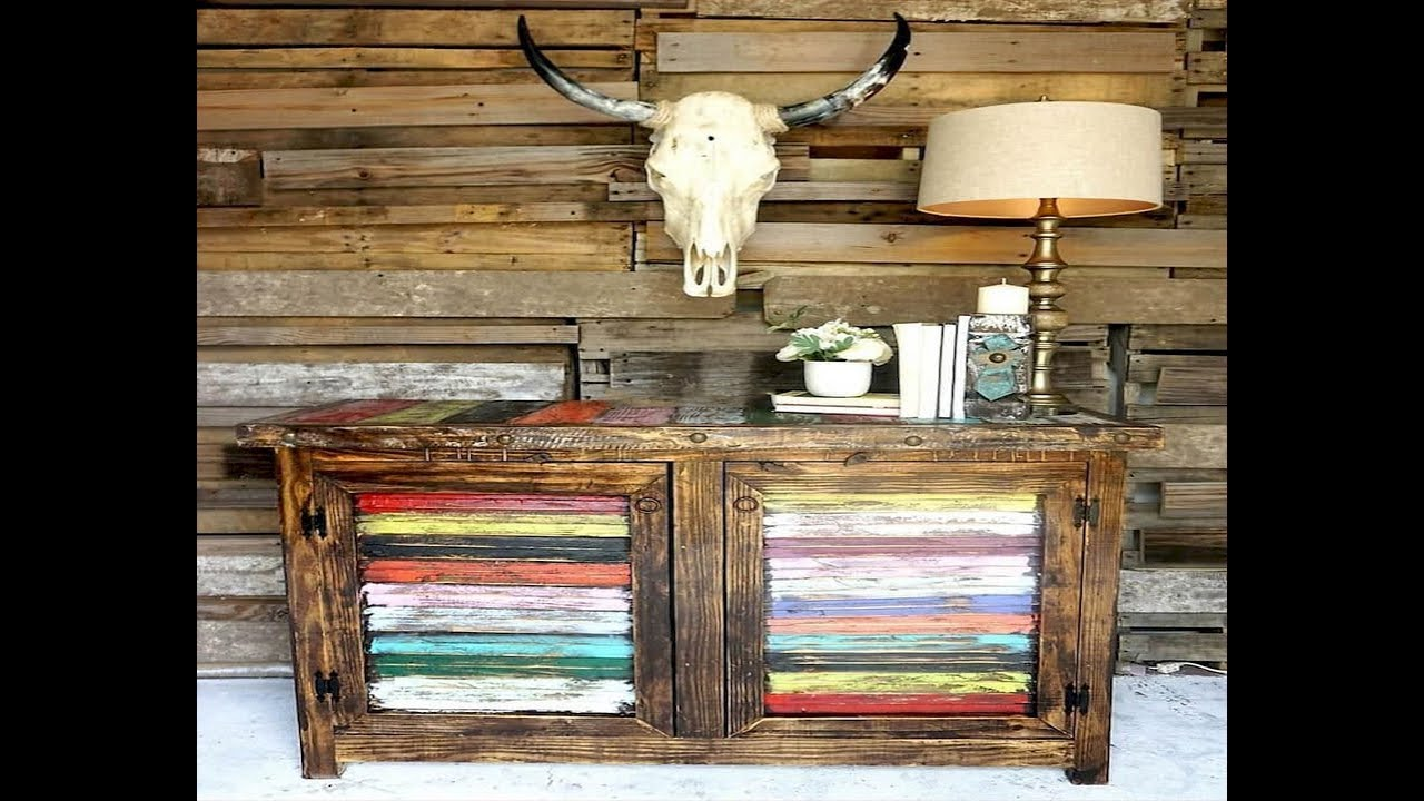 DIY Rustic Farmhouse Decorating Ideas