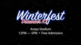 Everything the Quakes have planned for Winterfest on Saturday!