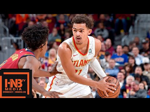 Cleveland Cavaliers vs Atlanta Hawks Full Game Highlights | 10.21.2018, NBA Season