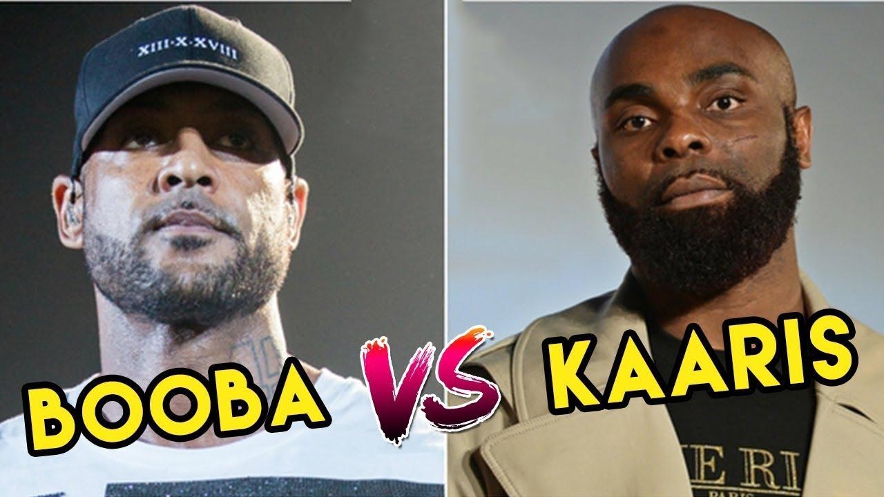 Booba vs Kaaris : enfin le combat ! - YouTube