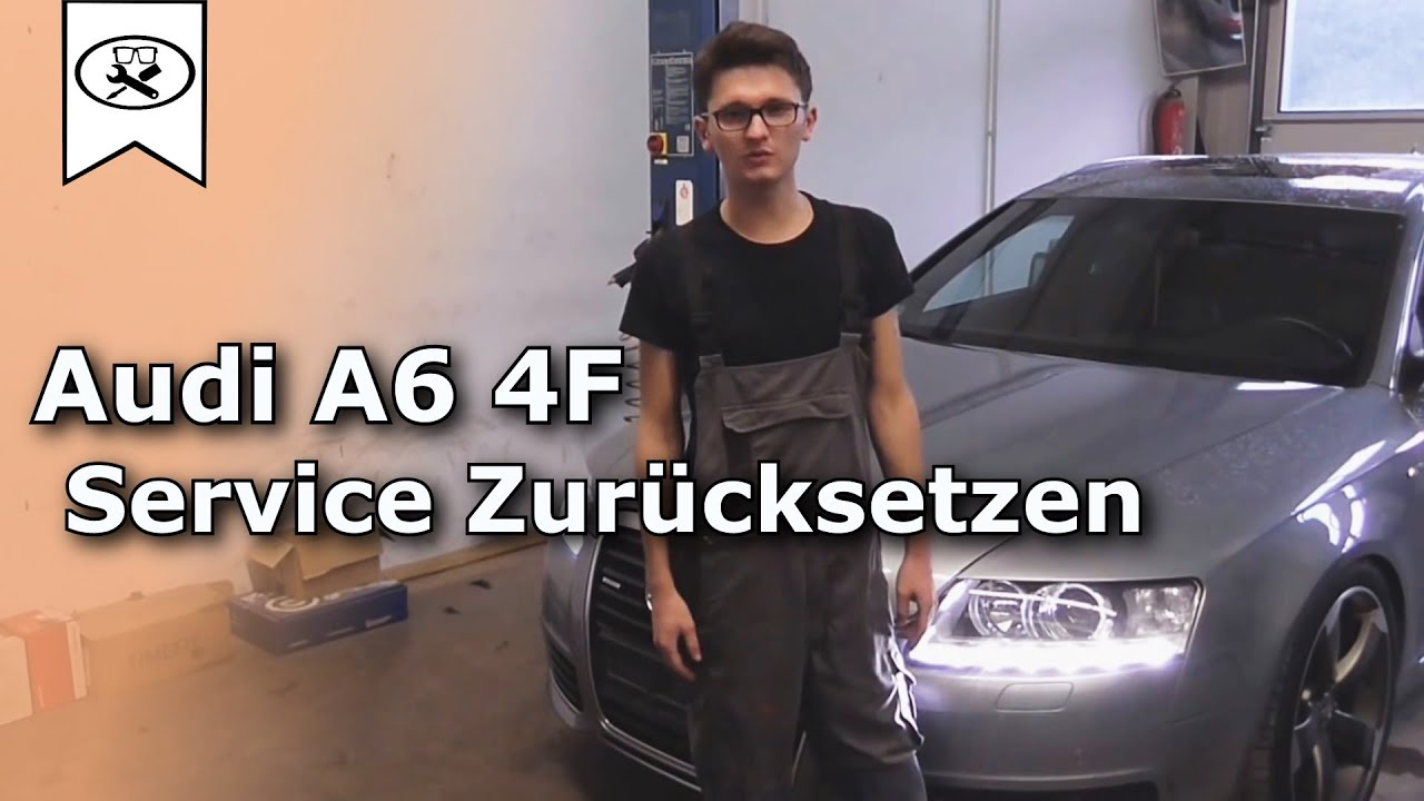 vcds audi a6 service zur ckstellen audi a6 sercive reset vitjawolf tutorial hd youtube. Black Bedroom Furniture Sets. Home Design Ideas