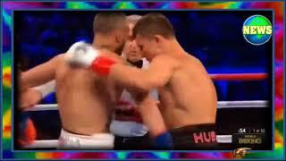 Геннадий GGG Головкин vs Ванес Мартиросян .  Калифорния, США  Gennady GGG Golovkin