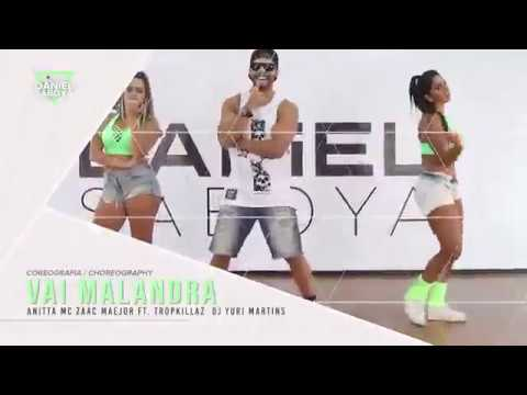 Vai malandra-Anita-Cia Daniel Saboyacoreografia