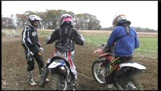 www.motocrossdvds.com Gary Semics Motocross Techniques DVD 1 preview.mp4