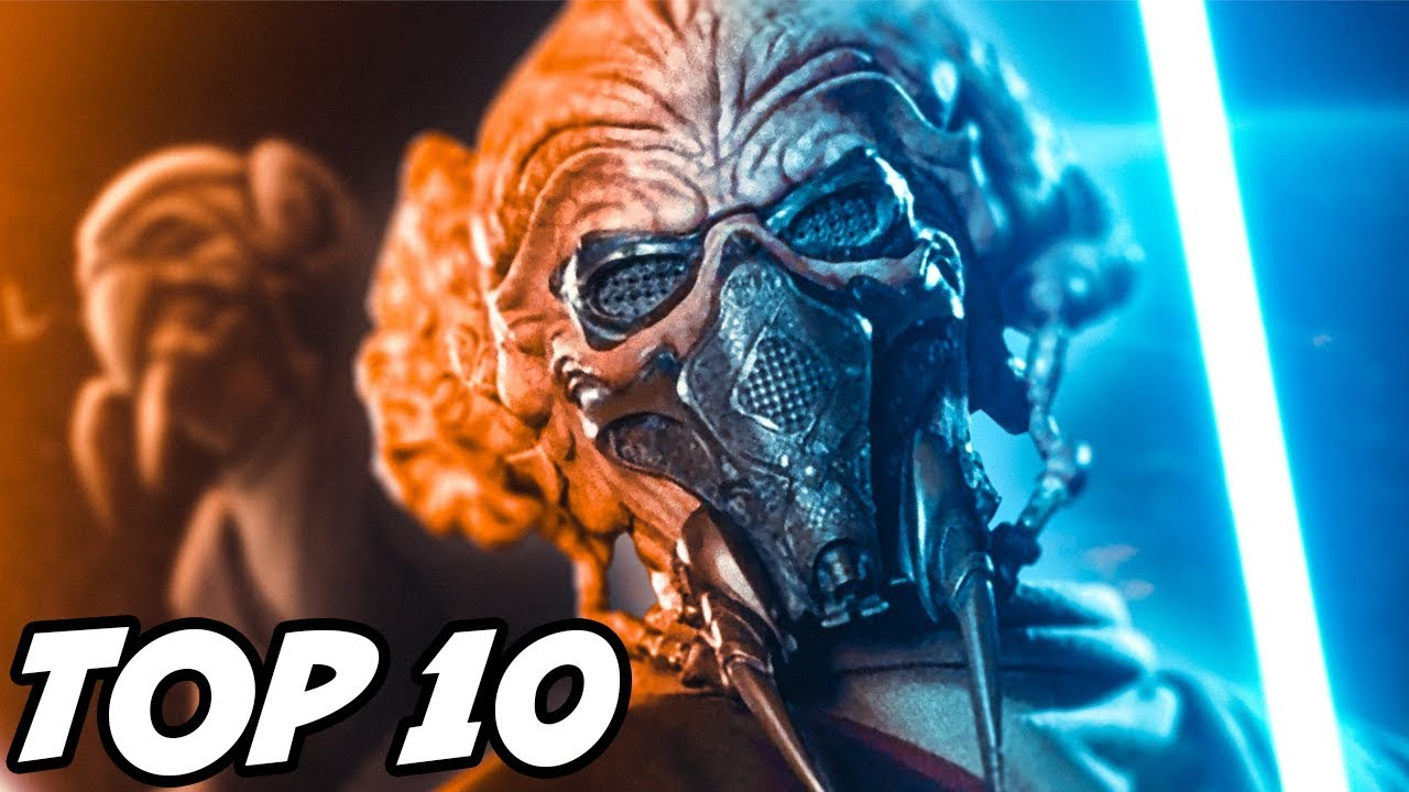 10 Interesting Facts About Plo Koon Youtube