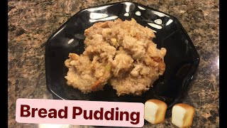 How to Make: Bread Pudding