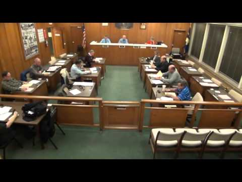 Montgomery County NY - Personnel & Finance Committees - 11/20/2012