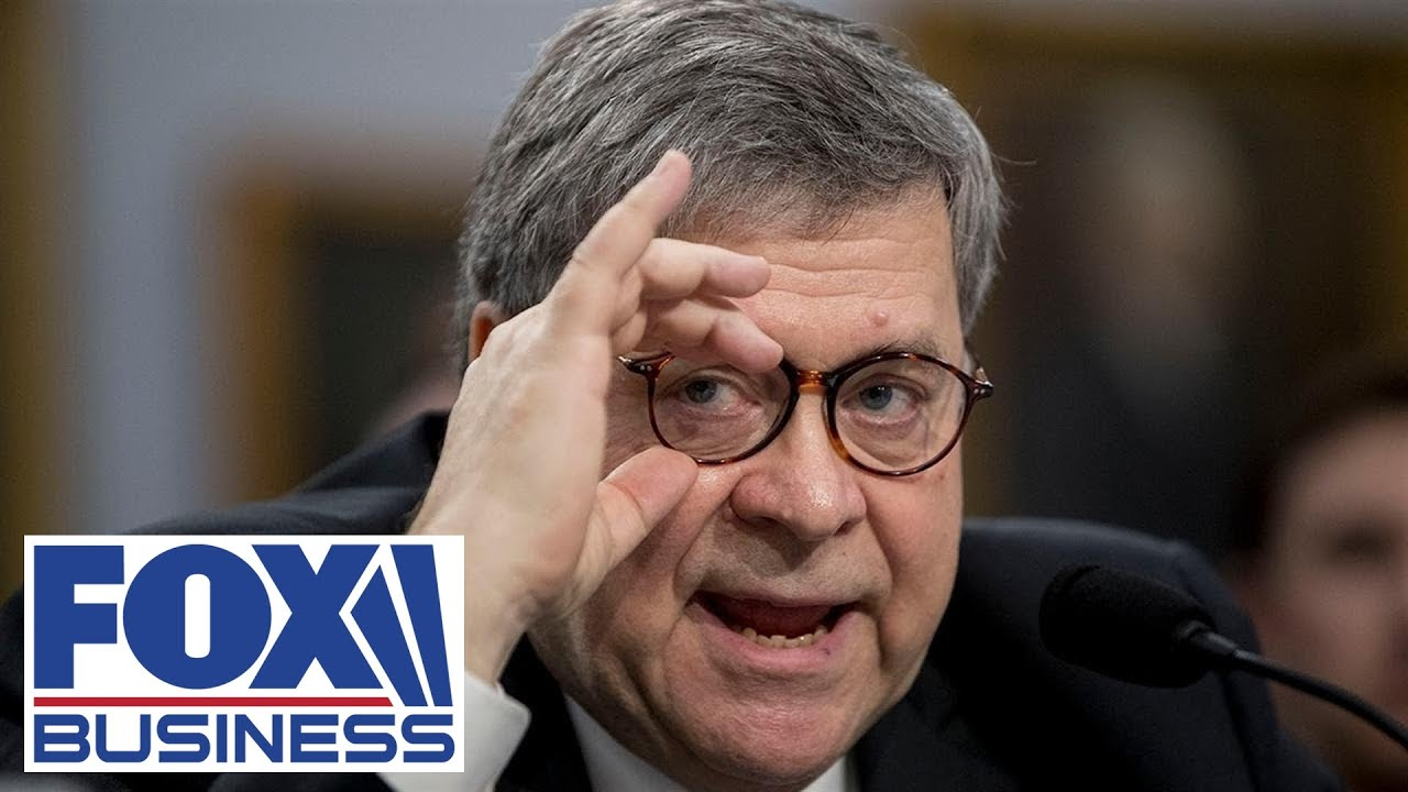 Live: Bill Barr holds a press conference on a cyber-related enforcement action - FOX News