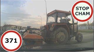 Stop Cham #371 - Niebezpieczne i chamskie sytuacje na drogach