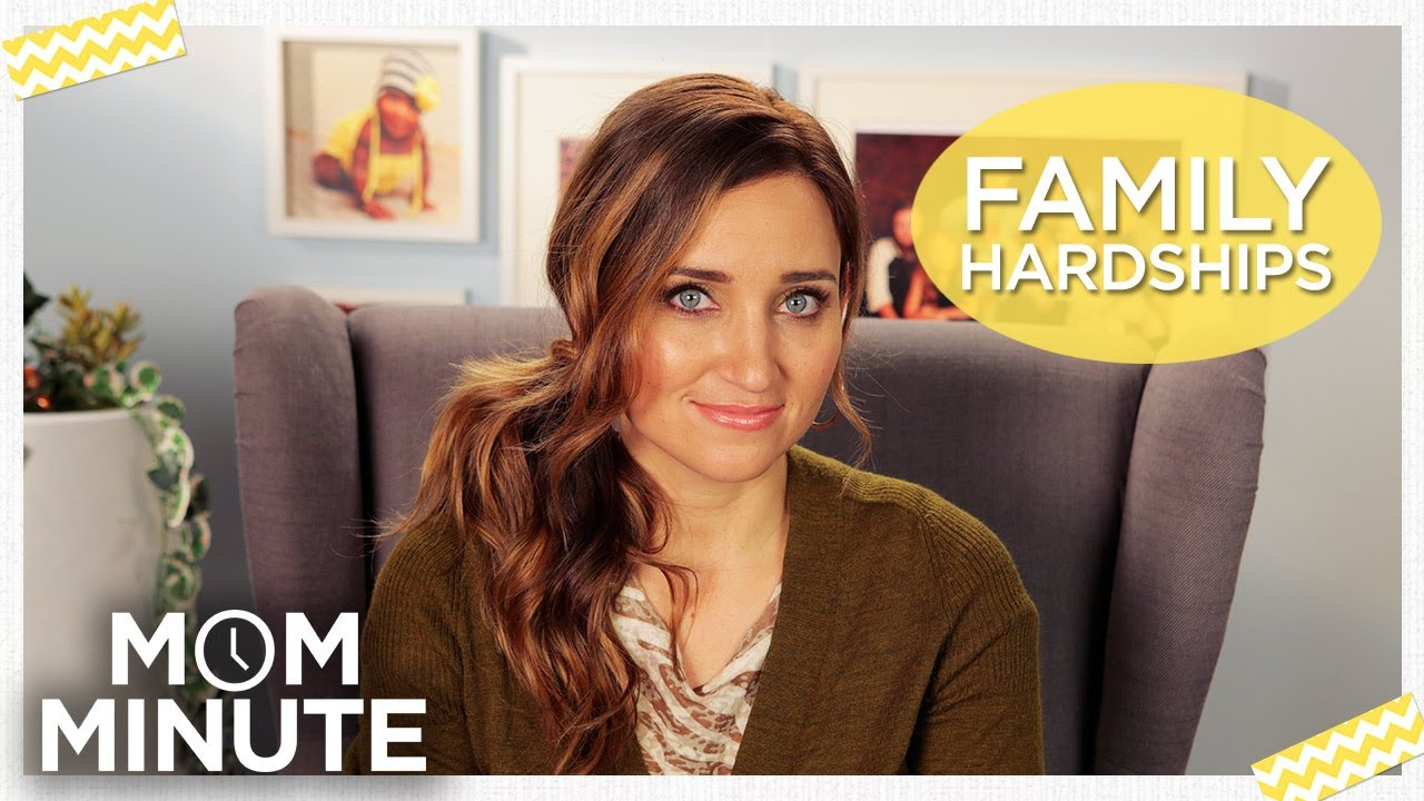 Family Hardships Mom Minute With Mindy Of Cutegirlshairstyles