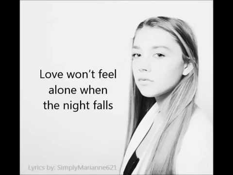 love won't make you cry bitter's kiss lyrics