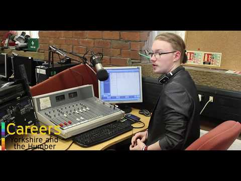 SEND Intern Testimonial - Phoenix Radio