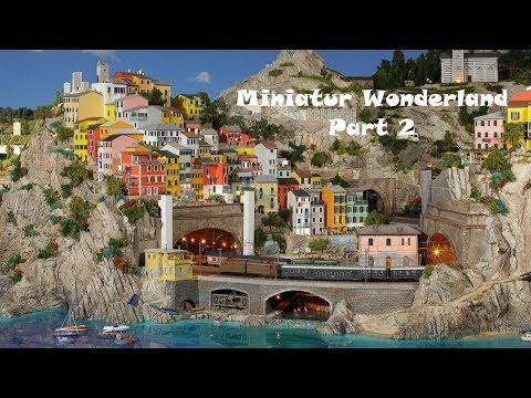 Miniatur Wunderland Hamburg Germany | Part 2 | GMNC Movies | In Full-HD