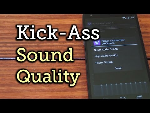 Get the Best Quality Sound Out of Your Nexus 5 [How-To]