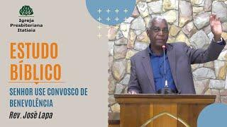 Estudo Bíblico (14/05/2020) - Igreja Presbiteriana Itatiaia