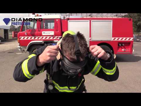 SCBA How to Operate Breathing Apparatus: Firefighters