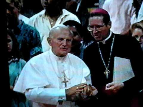 Tony Melendez Pope