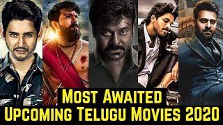 14 Most Awaited Upcoming Telugu Movies 2020 | Mahesh Babu, Allu Arjun, Prabhas