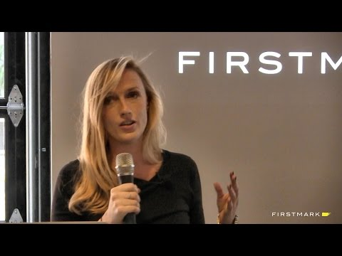Christina Heller, VR Playhouse // Virtual Reality: What's Next? (FirstMark Capital / Hardwired NYC)