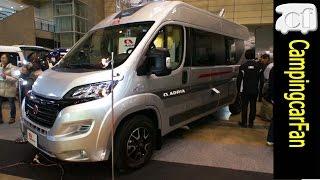 【ツイン600SP】6mを切るフィアットデュカトベースの輸入バンコン Twin600SP Imported European Campervan