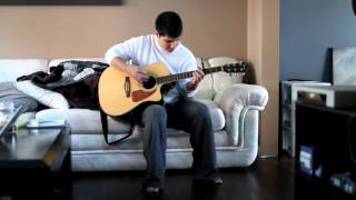 Anthony Marangella | The Dear Hunter - Bring You Down (Acoustic Cover)