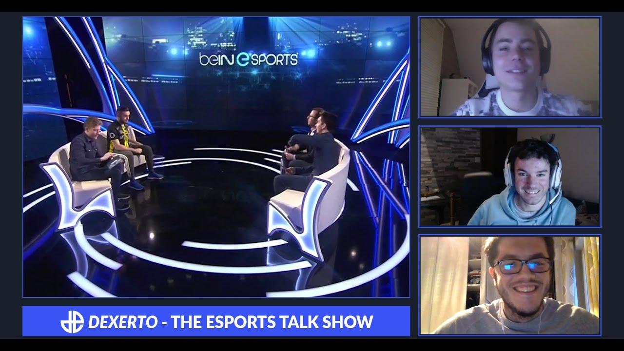 Quel avenir pour l'e-sport à la télévision en France ?   Dexerto Esports Talkshow