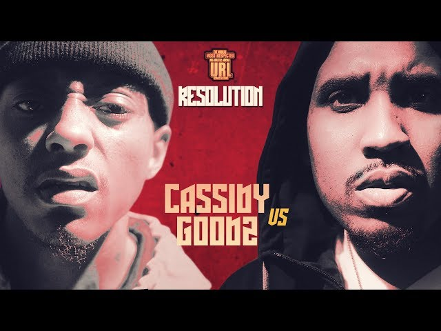 CASSIDY VS GOODZ RAP BATTLE | URLTV