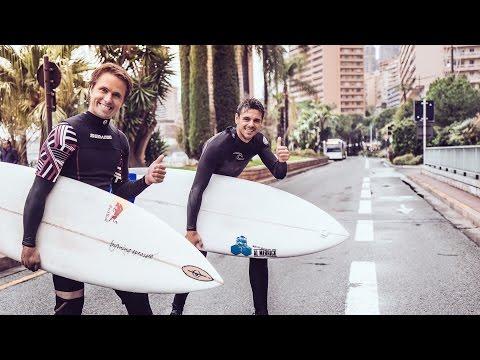 SURFING IN MONACO??? | VLOG 225