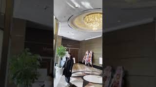 리베라호텔 웨딩 몽블랑홀 로비