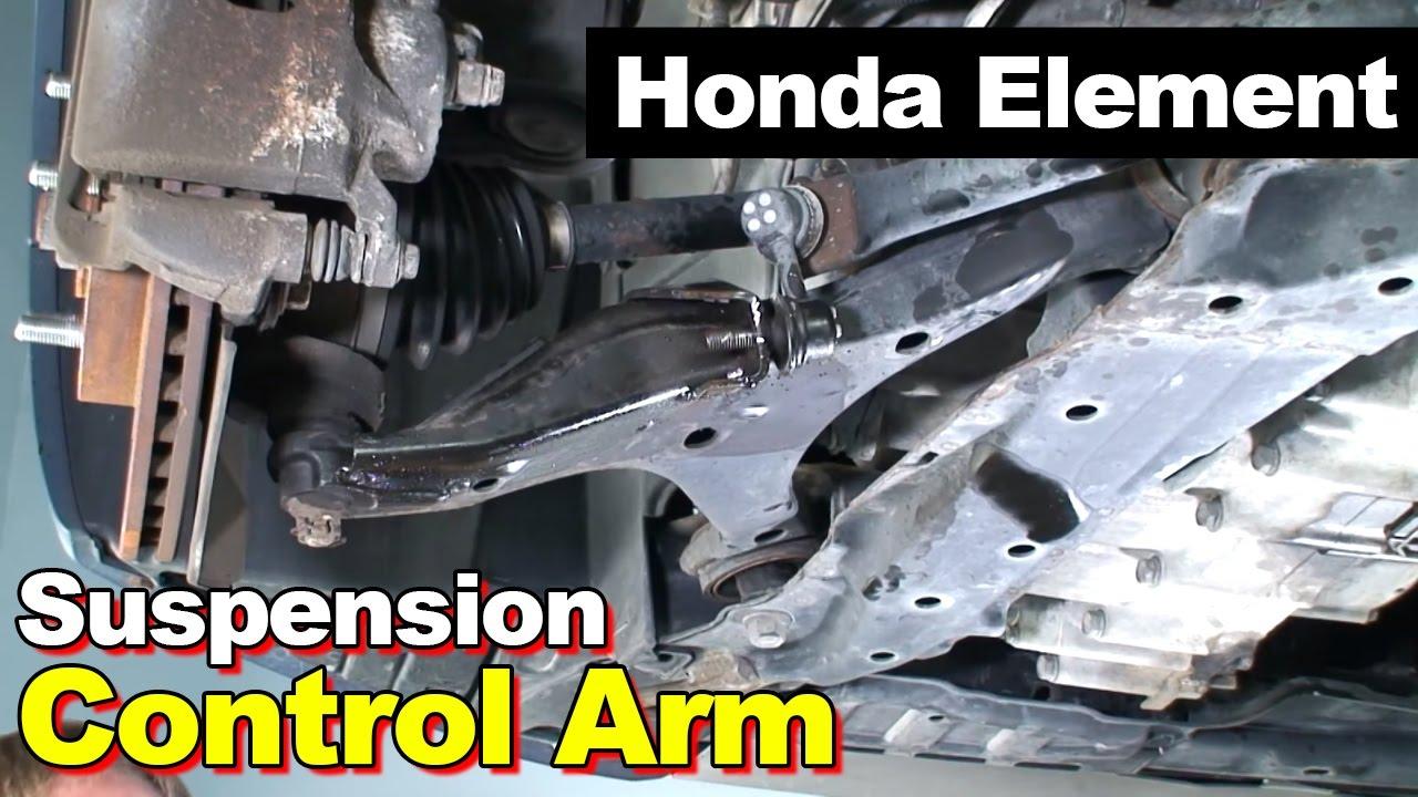Honda Control Arm Front Left Upper Control Arm