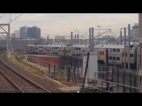 Sydney Trains Vlog 355: Macdonaldtown Part 2