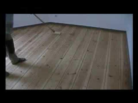 Fußboden Lack ~ Lack fussboden profilack youtube