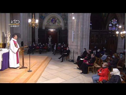 Conférence de Carême de Notre-Dame de Paris: L'homme béatifié, qu'est-ce que le salut ?