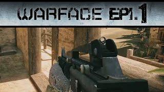 WARFACE #1 - Vocês pediram e eu trouxe /o/ // Um FPS frenético!!