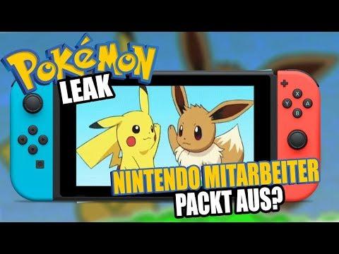 POKÉMON SWITCH - der bisher GRÖẞTE Leak von allen?!