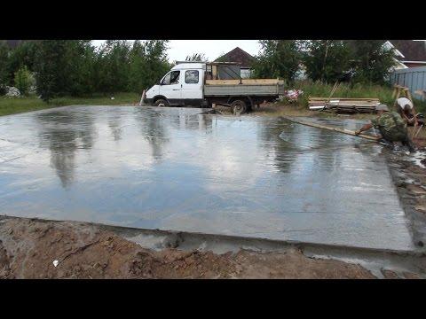 Какой фундамент выбрать для деревянного дома из бруса? Строительство от фирмы Могута