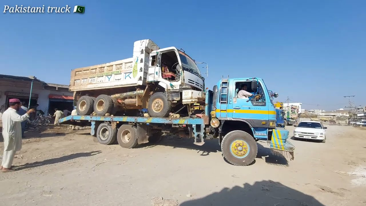 UD nissan truck Restoration full video