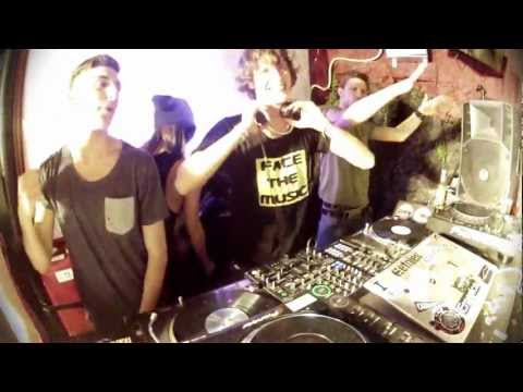 OUTCAST Womens party with Anthea 08.03.2013 / Club Gamma - Turin --- a Twin Pixel video project